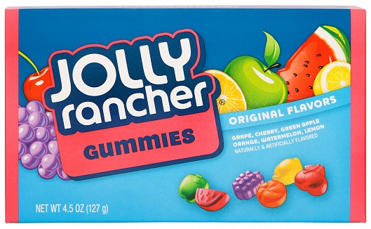 Jolly Rancher Gummies Box (127g)