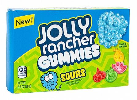 Jolly Rancher Gummies Sours (11 x 99g)
