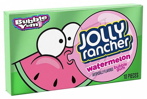 Jolly Rancher Watermelon Bubble Yum (79g)