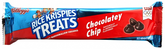Rice Krispies Treats Chocolatey Chip Big Bars (Box of 12)
