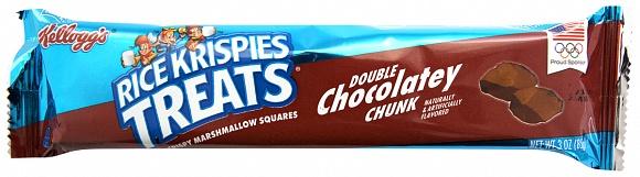 Rice Krispies Treats Double Chocolatey Chunk Big Bars (Box of 12)