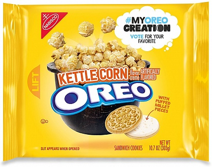 Kettle Corn Oreos (303g)