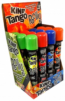 King Tango Assorted Flavour Rolly (12 x 80ml)