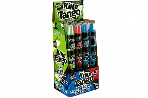 King Tango Assorted Giant Candy Sprays (12 x 80ml)