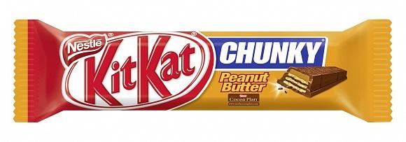 Kit Kat Chunky Peanut Butter (Box of 24)