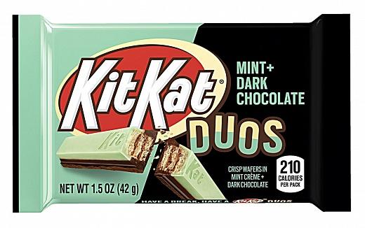 Kit Kat Duos Mint & Dark Chocolate (24 x 42g)