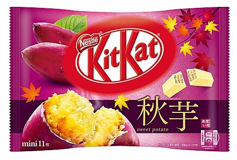 Kit Kat Mini Sweet Potato (12 x 110g)