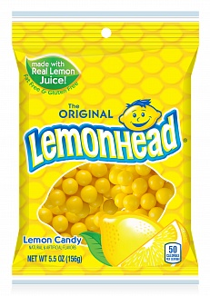 Lemonhead Bag (12 x 156g)