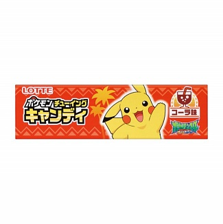 Lotte Pokemon Chewing Candy (20 x 25g)