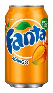 Mango Fanta (12 x 355ml)