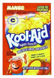 Mango Kool-Aid (Box of 48)
