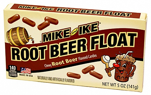 Mike and Ike Root Beer Float (12 x 141g)