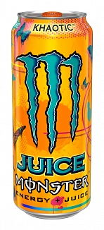 Monster Juice Khaotic (24 x 473ml)