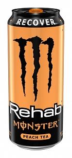 Monster Rehab Peach (Case of 24)