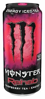 Monster Rehab Raspberry