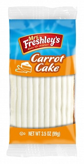 Mrs. Freshley's Carrot Cake (Box of 8)