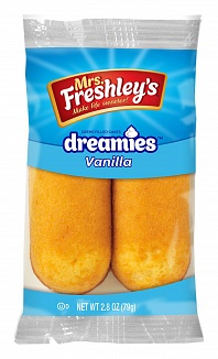Mrs. Freshley's Dreamies (Twin Pack)