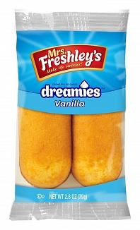 Mrs. Freshley's Dreamies (6 x 8 Twin Packs)