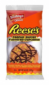 Mrs. Freshley's Reese's Peanut Butter Cupcakes (6 x 128g)