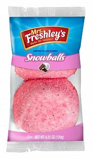 Mrs. Freshley's Snowballs (8 Twin Packs)