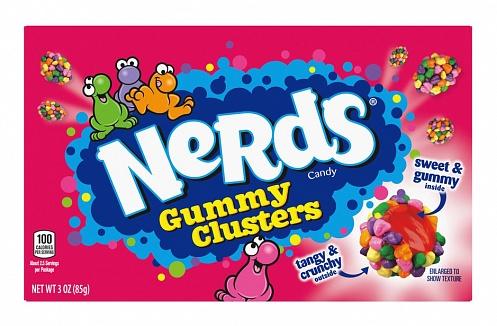 Nerds Gummy Clusters (12 x 85g)