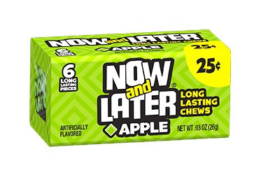 Now & Later Apple (Box of 24)