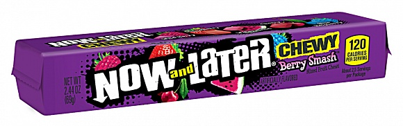 Now & Later Chewy Berry Smash (24 x 69g)