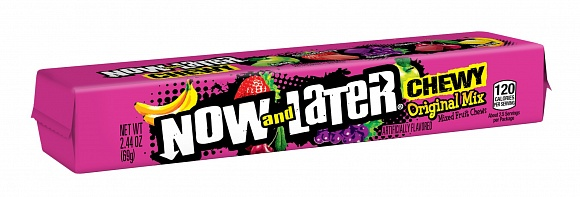 Now & Later Chewy Original Mix (24 x 69g)