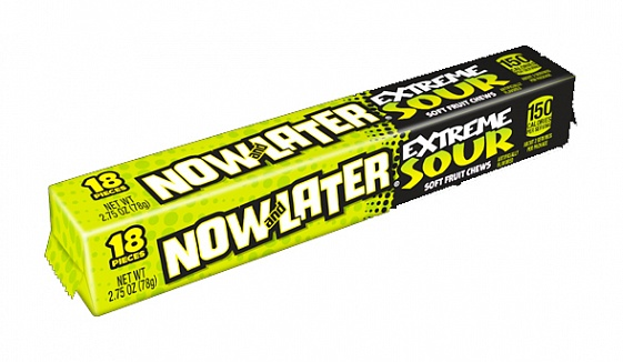 Now & Later Extreme Sour Mix (24 x 69g)