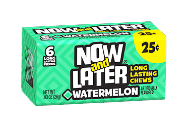 Now & Later Watermelon (12 x 24ct)