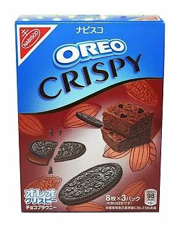 Oreo Crispy Choco Brownie (10 x 154g)