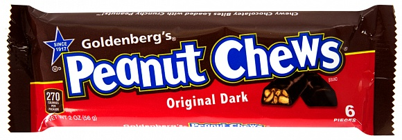 Original Dark Peanut Chews (Box of 24)