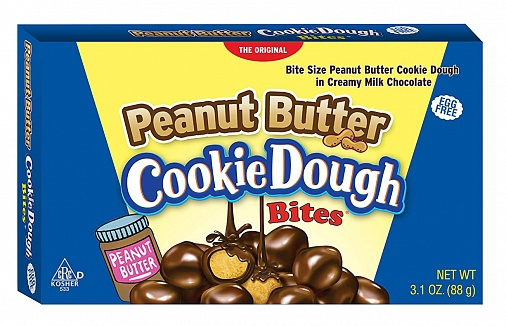 Peanut Butter Cookie Dough Bites (Box of 12)