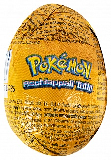 Pokémon Chocolate Surprise Egg