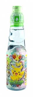 Pokémon Ramune Soda (200ml) (Case of 30)