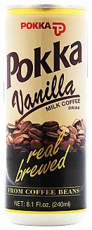 Pokka Vanilla Milk