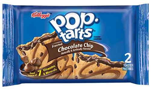Frosted Chocolate Chip Pop-Tarts (2pk) (Box of 6)