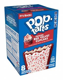 Pop-Tarts Frosted Red Velvet Cupcake (12 x 384g)