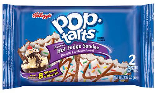 Frosted Hot Fudge Sundae Pop-Tarts (2pk) (Box of 6)