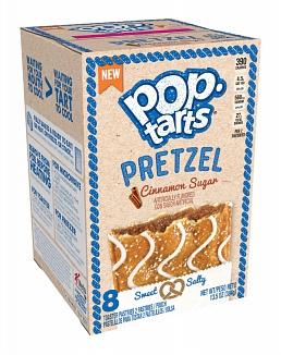 Pop-Tarts Pretzel Cinnamon 8 Pack (12 x 384g)