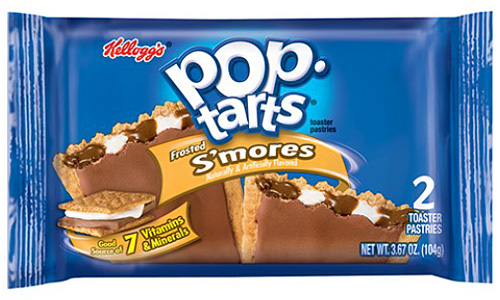 Frosted S'mores Pop-Tarts (2pk)