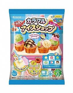 Popin' Cookin' Colourful Ice Cream Shop (8 x 23g)