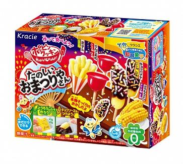 Popin' Cookin' DIY Matsuri Food Making Kit (5 x 24g)