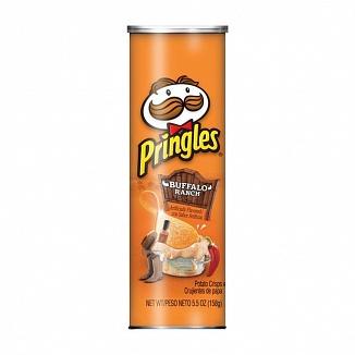 Pringles Buffalo Ranch (14 x 158g)