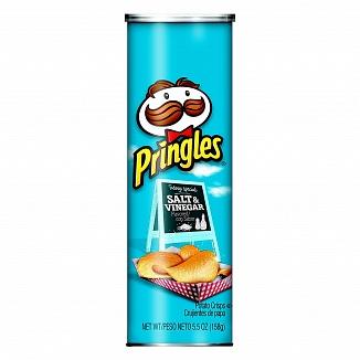 Pringles Salt & Vinegar (14 x 158g)
