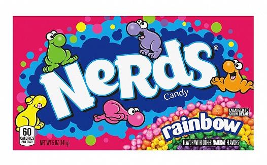 Rainbow Nerds (141g)
