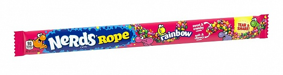 Rainbow Nerds Rope (12 x 24ct)