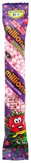 Raspberry Millions Tubes 60g (Box of 12)