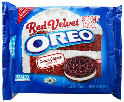 Red Velvet Oreos (345g)