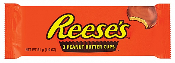 Reese's 3 Peanut Butter Cups (40 x 51g)